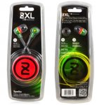 Genuine Skullcandy 2XL In-ear Rasta ultra bass headphones @ £5.99 inc. P&P @ ebay  doohickey-hut