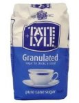 Its Back! Tate and Lyle 1kg Granulated sugar 69p @ poundstretcher!