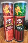 Pringles Ltd Edition Mint Chocolate and Cinnamon flavours now 50p at Tesco