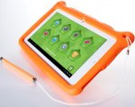 """(As new open box) RBINATONE KIDZSTAR 7"""" CHILDRENS TABLET PC 4GB ULTIMATE ANDROID 4 1GHz WiFi 7 INCH - 29.95 (+ 3.99 Del) get 2nd HALF PRICE (by phone see flyer in first post)"""