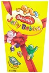 Bassetts Jelly Babies Carton 540 g (Pack of 3) £3.00 @ amazon [add on]