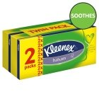 Kleenex tissue various variet twin pack Sainbury from £4 to £2 Balsam, Soft etc 80x3 ply pack