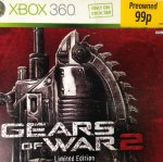Gears of War 2 - Limited Edition - 99p Instore - GAME *PREOWNED*