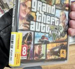 GTA V PS3 - £25 instore @ Cash Converters Harlow