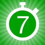 7 Minute Workout Challenge via Apple Store -- Free on iOS