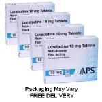 4 x 30 10mg Loratadine Hayfever Tablets - FREE DELIVERY £3.69 @ Pharmacyfirst