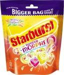 Starburst Morphs 214G big share bag 79p each @ Home Bargains
