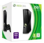 Xbox 360 250gb matte black - PreOwned £89.99 @ Game