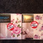 Curtains and bedding from £3.75 @ Asda