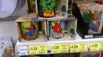 Marvel Spiderman / Hulk / Iron Man mugs - £1.25 instore @ Tesco