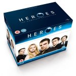 Heroes Complete Series 1-4 Blu-Ray £27 @ Amazon (With Code)