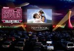 Edinburgh. Drive in Movie, The Notebook. Valentines £26 per car @ Itison
