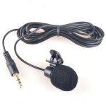 5 Neewer 3.5mm Hands Free Clip On Microphones for £5 Delivered @ Happy Sales UK Amazon