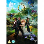Oz the Great and Powerful DVD ASDA Instore £3