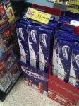 Cadburys Fingers (500g) £1.99 @ Home Bargains