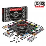 WIN CROOKS & CASTLES X MONOPOLY BOARD GAME @ Chemical Records