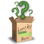 Food Lucky Box by Approved Food Was £4.99 now £1.00 + P&P