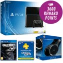 PS4 + COD Ghosts + Wireless Headset + 12 Month PSN @ Game - £449.99