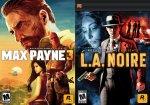 Max Payne 3 & Season Pass £4.51 / Max Payne 3 & GTA IV £4.81 / Max Payne 3 & LA Noire £4.81 /  GTA Trilogy & GTA IV £6.62 / GTA Trilogy £4.83 (All Steam) @ Amazon.com (If you have $5 credit they are £3.09 less)