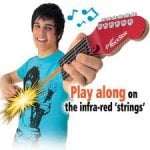 Air guitar ...Seriously Tomy Guitar Rockstar £2.49 was £9.99 House of frazer free click and collect +quidco
