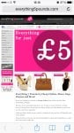 Everything £5 @ Everything5pounds (+£3.95 P&P)
