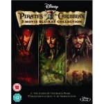 Pirates of the Caribbean: 3-Movie Blu-ray Collection - £5.99 (New) @ That's Entertainment INSTORE (or part of 2 for £10 deal)