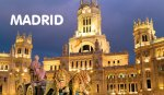 3 nights Madrid including Bed & Breakfast with return flights for 2 adults 6/3/14 £124 for 2 adults or £62 pp @icelolly