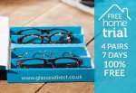 Sight test and 2 pairs of glasses for £19 + £3.95 delivery poss cheaper - see below @ Livingsocial
