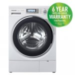 Panasonic NA-168VX4WGB 8kg, 1600 Spin, A+++ rating, 6 year warranty, £392.85, SSE Shop