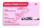 Family & Friends Railcard - £10 off the 1 year card (pay £20, use code WEB10)  Online only (until 24th Feb)   **two adults can be registered on the one card**