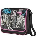Monster High Messenger Bag - Black was £12.99 now £4.99 @ Argos, Stock availability details in the discription