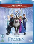 Frozen - 3D Blu-Ray for £18.00 @ Asda Direct & Amazon (2D £15 / DVD £10) - Preorder