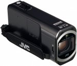 "JVC Everio GZ-VX715BEK Camcorder, HD, 3"" LCD touch screen & Wi-Fi @tescodirect.  Was £229.     Now £120"