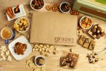 Four Graze Snack Boxes & Delivery £5 @Wowcher