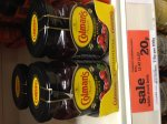 Colman's Cranberry Sauce 20p @ Sainsbury's