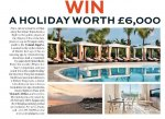 WIN: Where are you? March 2014 - Win a holiday in the Algarve worth £6,000 and an entry into the annual prize draw @ Conde Nast Traveller