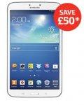 "Samsung Galaxy Tab 3 16GB 8"" Wi-Fi Tablet £149 at Sainsbury's with code"