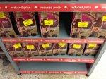 J2O glitter berry 4pk reduced to clear £1 @ Asda newtownards