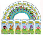 Win a set of Moshi Monster Pin Badges @ Hornby