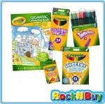 Crayola Kids Bundle Set - £12.99 delivered @ eBay Rock N Buy