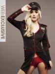 General tease outfit at Ann summers £8.00 + 1.95 delivery or free on orders over £30