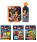 Win a LEGO Movie lunch box, bottle and three fun books @ Ladybird Books