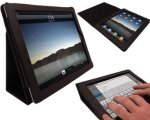 Ipad case. Front and rear cover. Magnetic sleep sensor £7.99 @ Amazon and sold by Tech-Cessory Shop