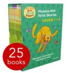 Read With Biff, Chip And Kipper (Levels 1-3) - 25 Books (RRP £123.75) £14 plus £2.80 p&p  @ Amazon and sold by The Book People