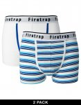 Firetrap Two Pack Trunks (Large Only) - £5.95 (After Voucher) @ Asos