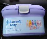 Johnson's baby skin caring essentials box £3.75 @ Asda instore