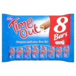 Cadbury Time Out (8 x 16g) £1.00 @ Morrisons