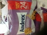 Andrex (Puppies on a Roll) 24 Pack Scanning £9 @ Tesco