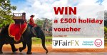 Win a £500 holiday voucher @ Lowcost Holidays / Fair FX