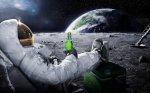 Buy an Acre of Moon Land for £10 @ KGB Deals moonestates.com